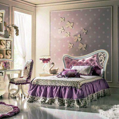 Уникальность спальни Ренессанс