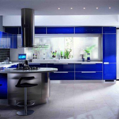 Уникальный дизайн кухни
