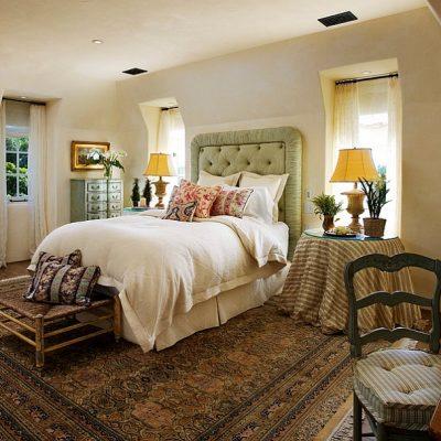 Уникальный дизайн спальни