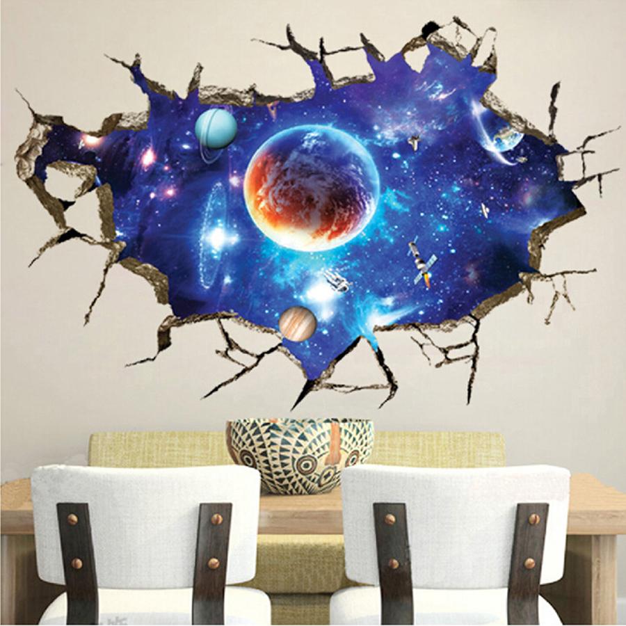 Вселенная на стенах