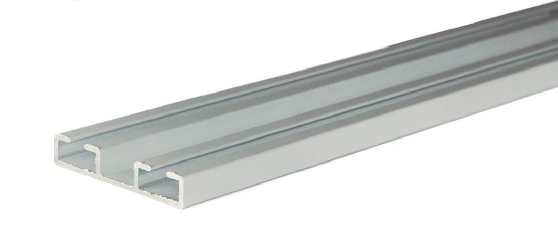 Алюминиевый потолочный карниз