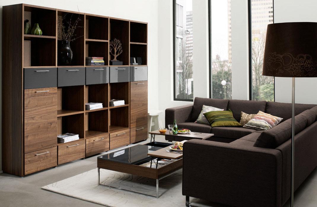 Современная мебель должна быть не только красивой, но и функциональной