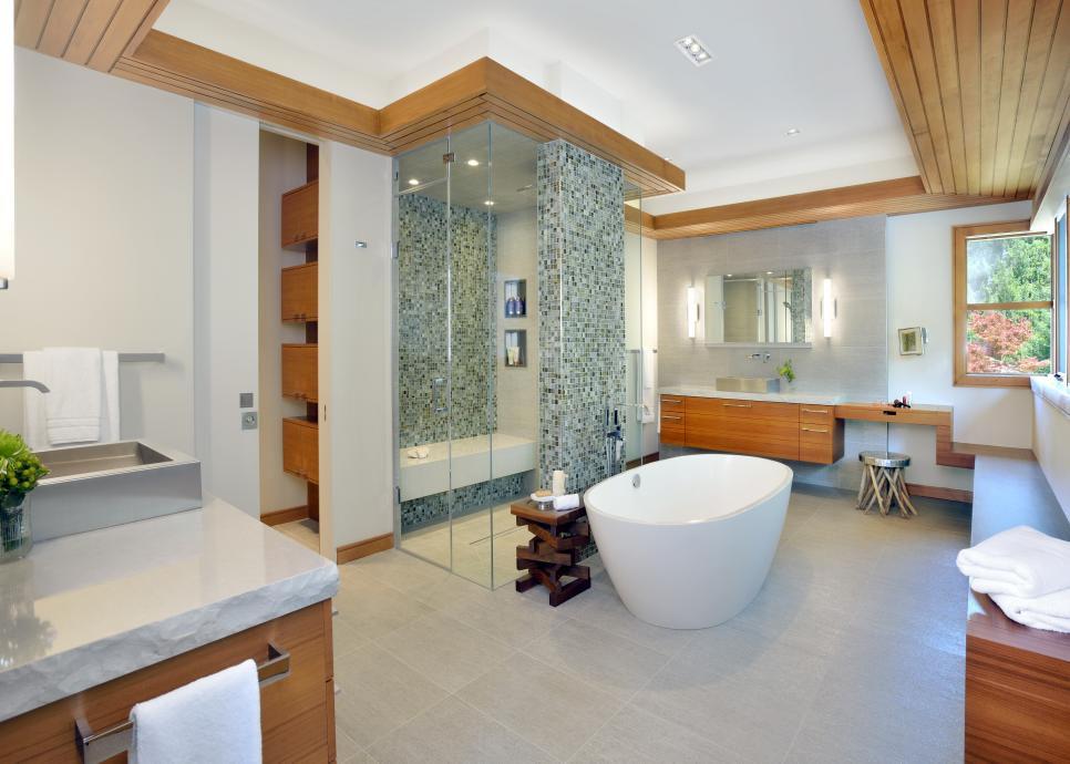 Варианты и правила перепланировки ванной комнаты и санузла