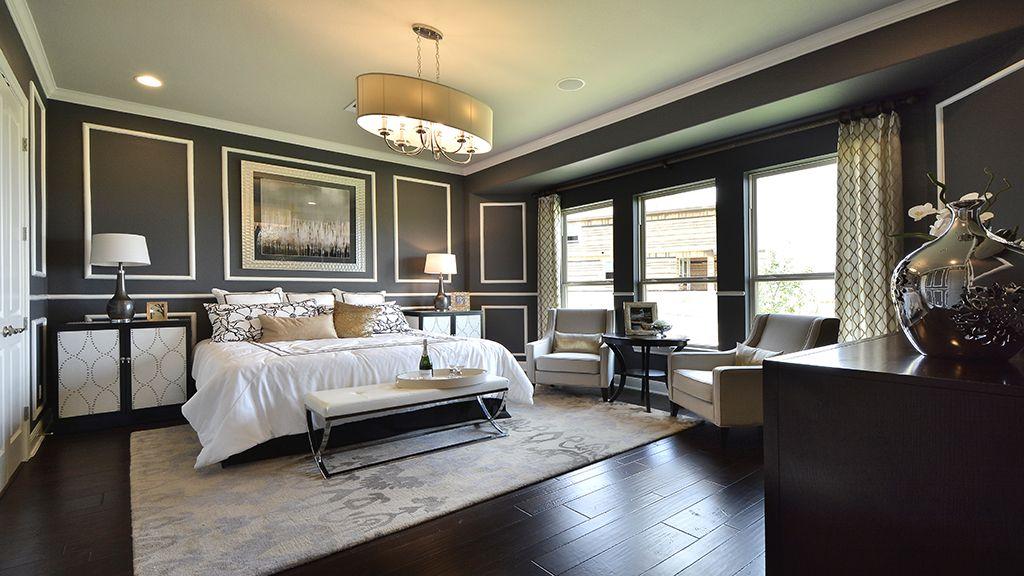 Уют и роскошь: спальня в стиле арт-деко