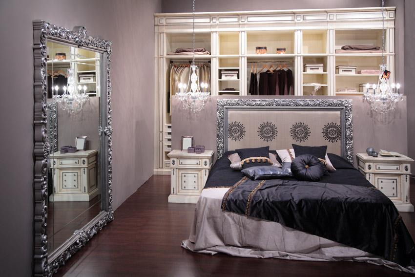 Спальня, совмещенная с гардеробом