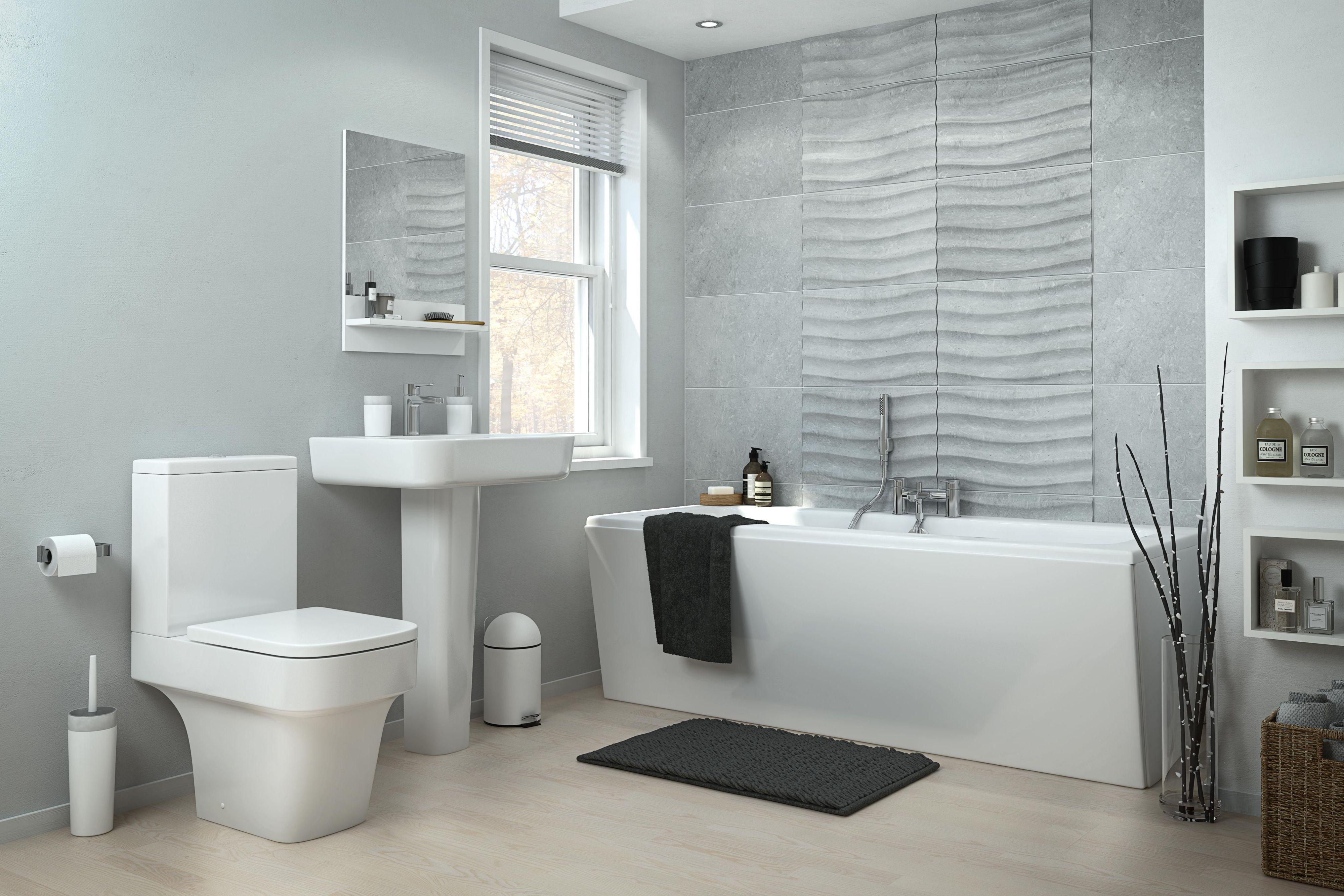Современная ванная должна быть удобной, практичной, вмещать необходимый набор сантехники и, наконец, просто приносить радость