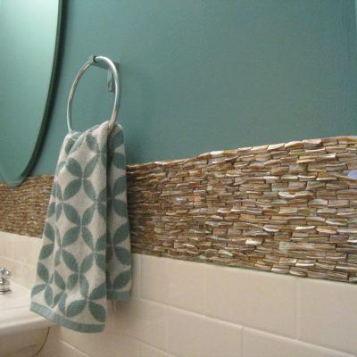 Плитка для ванной в морском стиле