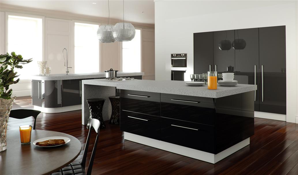 Кухни авангард - свежий и современный взгляд на оформление пространства