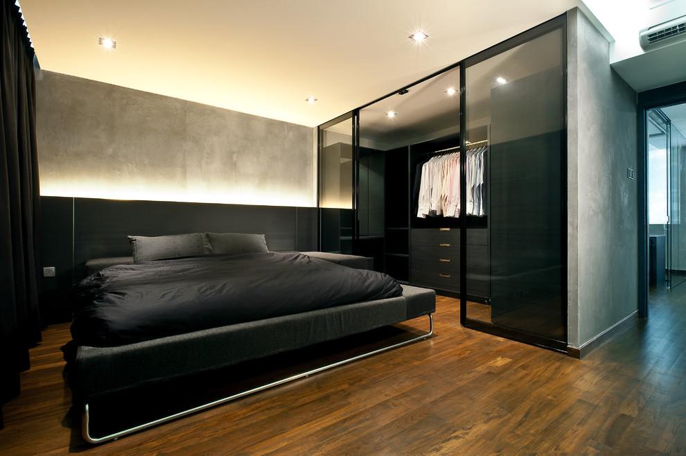 Декор комнаты в стиле минимализм