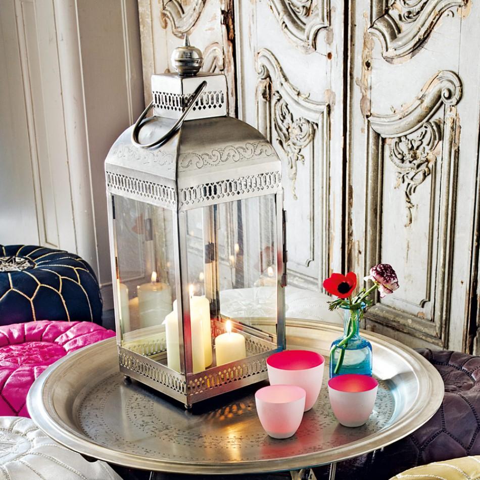 Декорирование интерьера в марокканском стиле