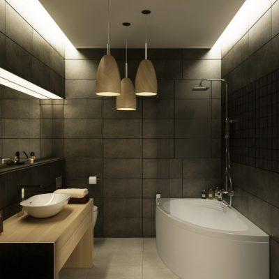 Дизайн интерьера квартиры в стиле лофт жилой комплекс