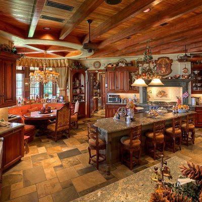 Богаая кухня