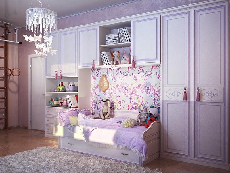 Фотография детской комнаты