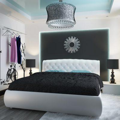 Идеи современного дизайна спальной комнаты