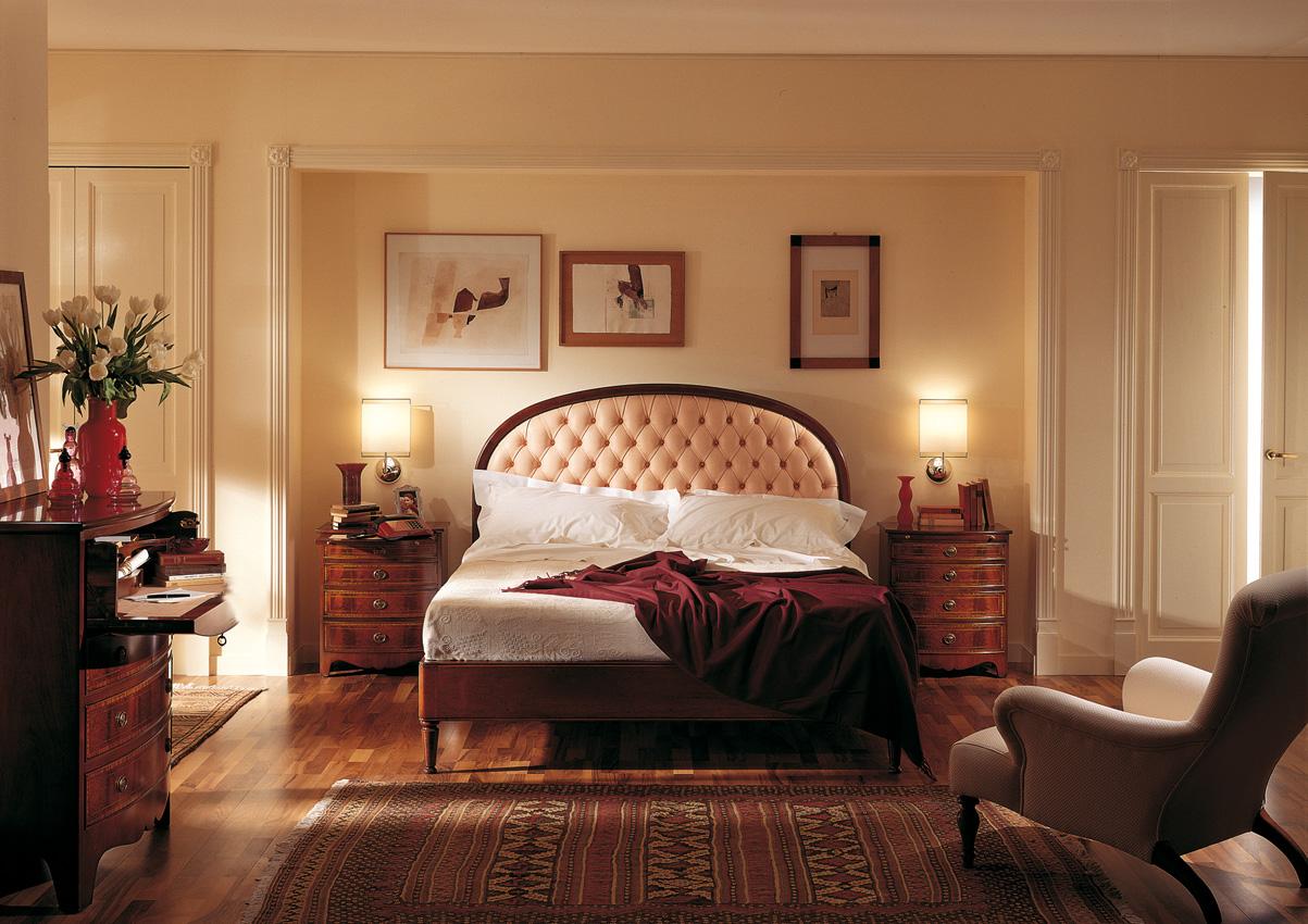 Как оформить интерьер спальни в английском стиле