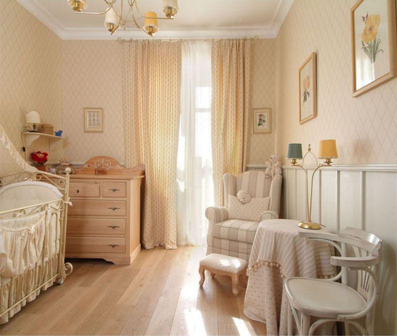 Картинка детской комнаты