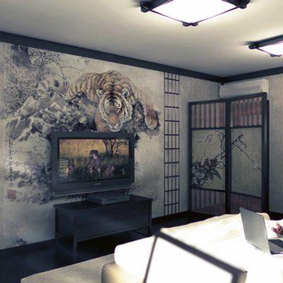 Комнатав японском стиле