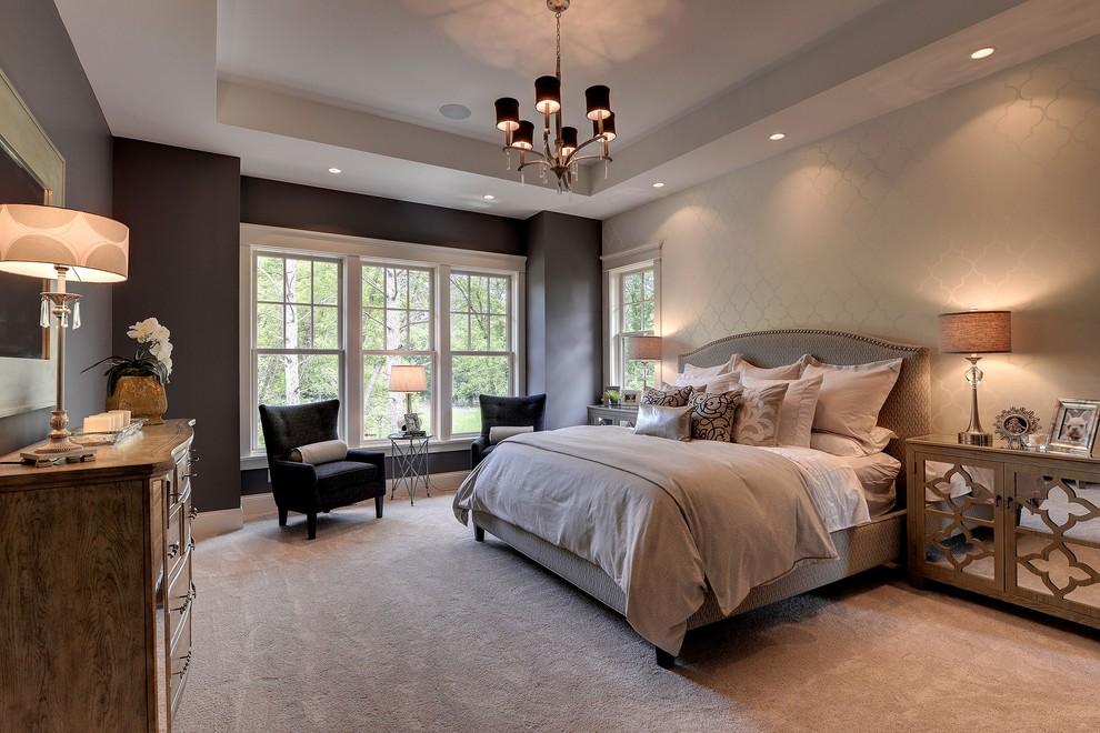 Как должна выглядеть комната в классическом американском стиле