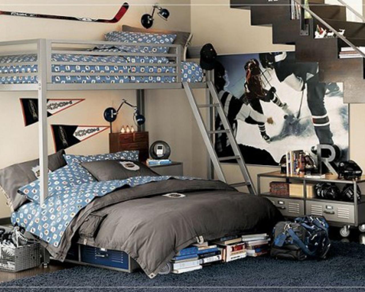 Красивое и комфортное оформление комнаты
