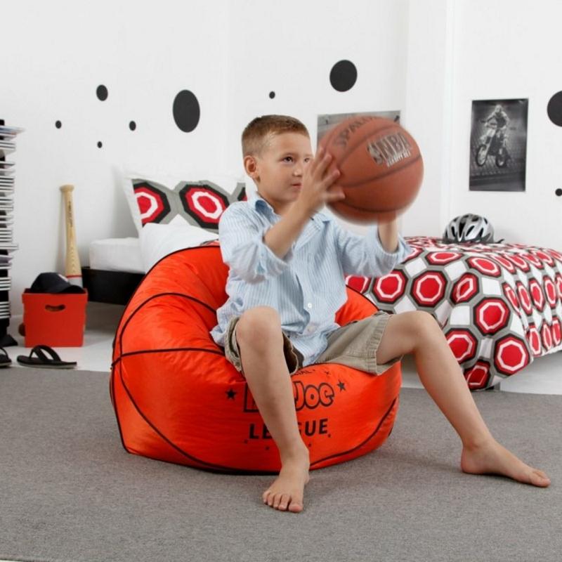 Кресло-мешок в детской