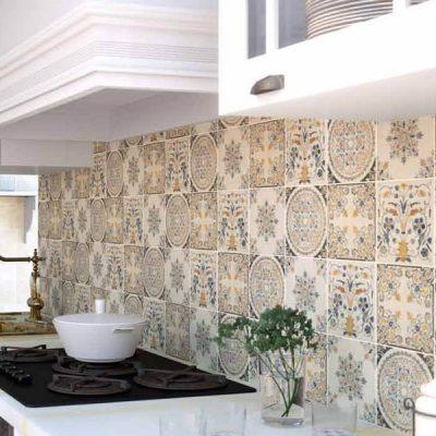 Кухня в марокканском стиле картинка