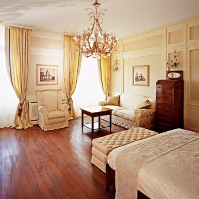 Квартира в английском стиле с фото