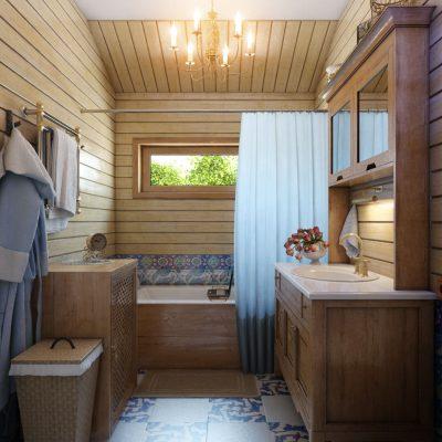 Мебель и плитка для ванной