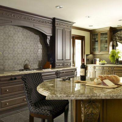 Декорация кухни