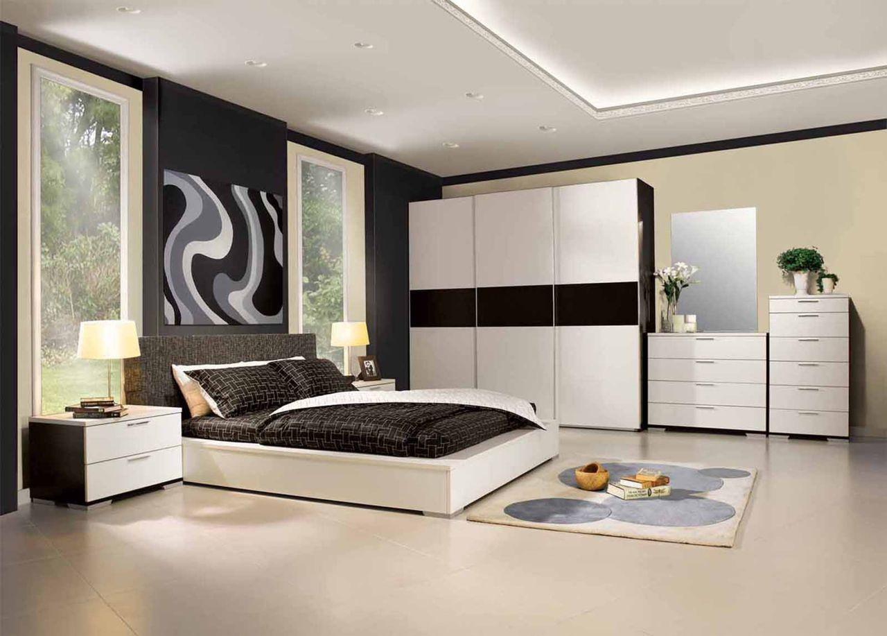 Оформляем спальню в стиле модерн