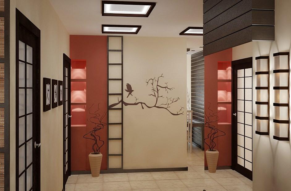 Квартира в японском виде