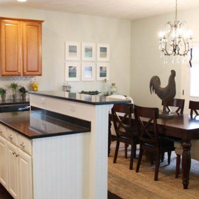 Сочные цвета кухни