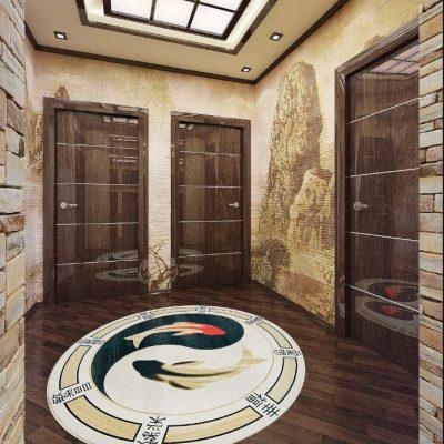 Роль ковра в коридоре
