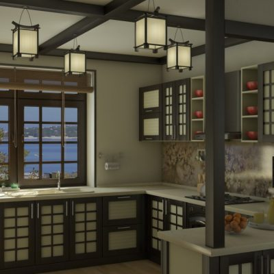 Японский стиль кухни