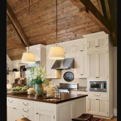 Идея украшения кухни