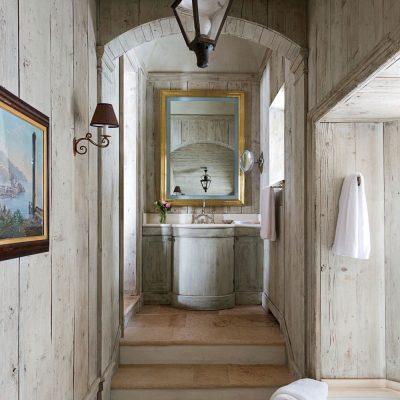 Коридор ванной