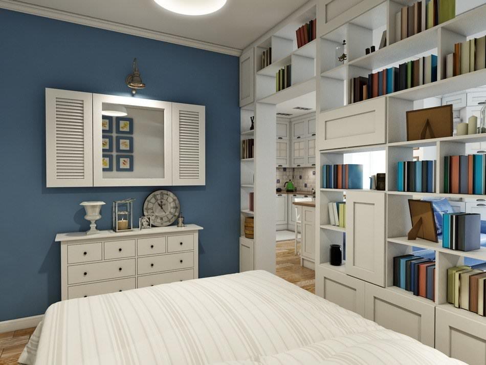 Спальня в дизайне квартиры