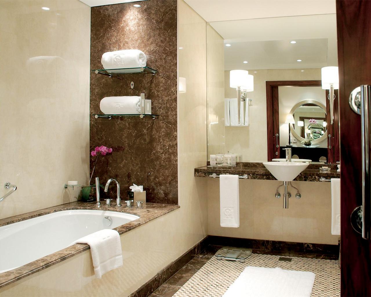 Стиль ванны