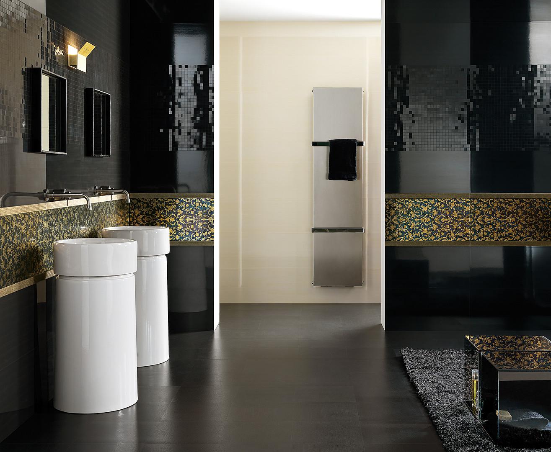 Стили интерьера ванных комнат