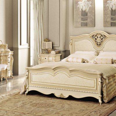 Стильная мебель для спальни в классическом стиле