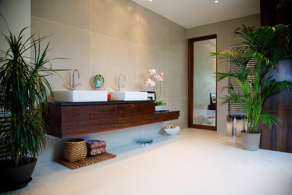 Ванная комната в восточном стиле фотография