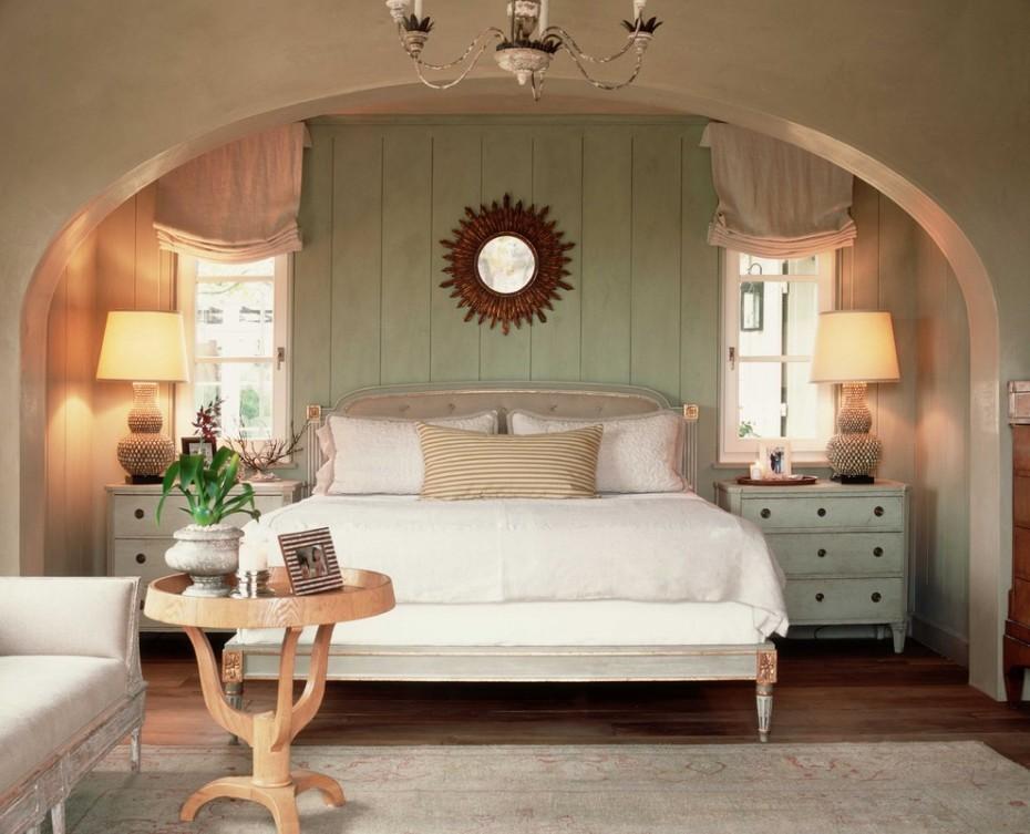 Выбор цветовой гаммы спальни