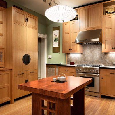 Практичность и современность на кухне