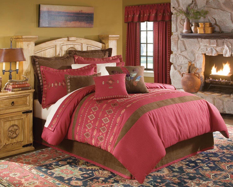Комната в стиле кантри - залог хорошего отдыха и отличного настроения