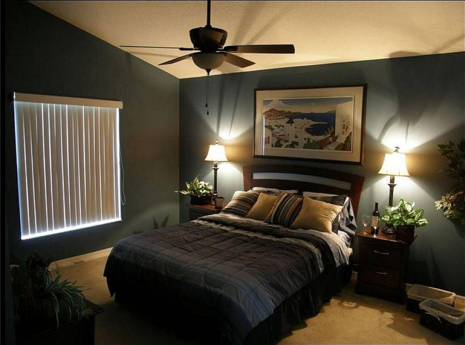 Даже в комнате с современным интерьером элементы стиля кантри могут смотреться естественно