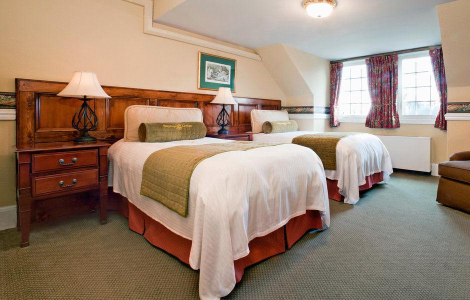 Многие отели берут стиль кантри как основу для оформления номеров