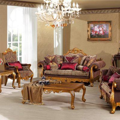 Красиво подобранная мебель