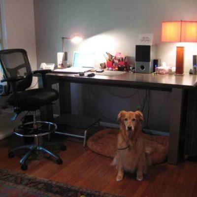Домашний офис на фото