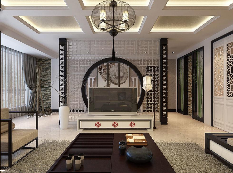 Для комнаты в китайском стиле характерна сдержанность в цветовой гамме и в выборе мебели