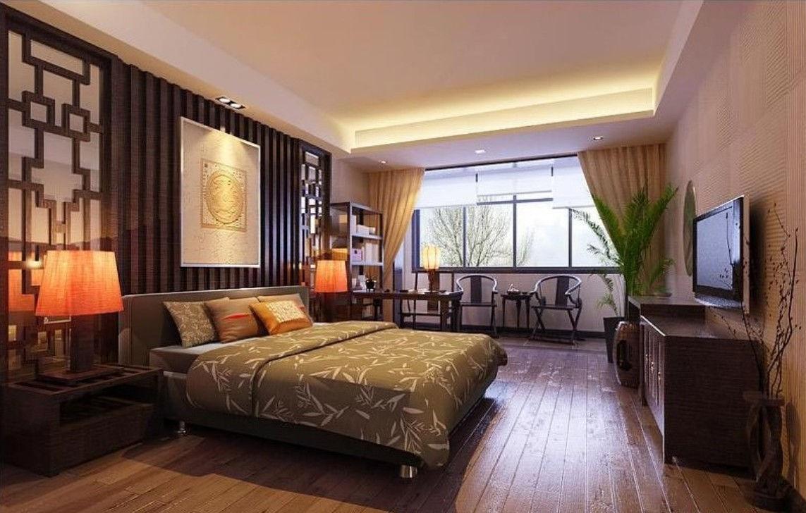 спальня в азиатском стиле фото чаще