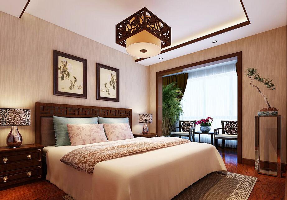 Мебель лучше подбирать так, чтобы один узор присутствовал сразу на нескольких предметах: на люстре, покрывалах, абажурах, коврах